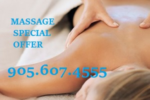 Massage Special Offer